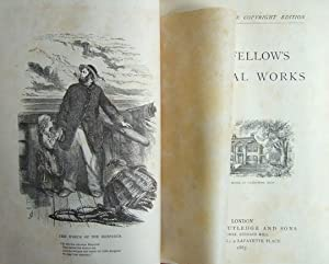 LONGFELLOW'S POETICAL WORKS: Henry Wadsworth Longfellow