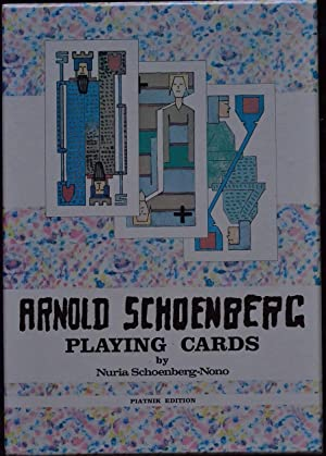 Arnold Schoenberg Playing Cards