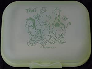 Tiwi Quartett - Tupperware