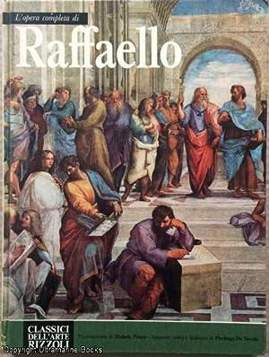 Raffaello, L'opera completa di Raffaello: Prisco, Michele and