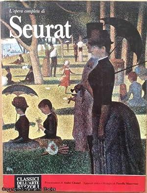 L'opera completa di Seurat: Chastel, Andre; Fiorella