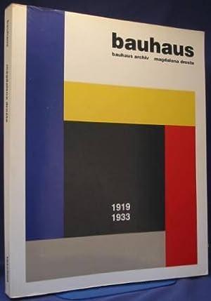 Bauhaus, 1919-1933: Droste, Magdalena