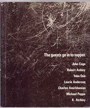 The guests go into dinner. John Cage,: Sumner, Melody; Katleen