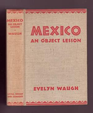 Mexico, An Object Lesson