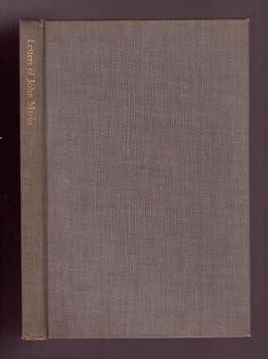 Letters of John Marin: Seligman, Herbert J.