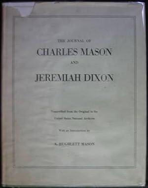 The Journal of Charles Mason and Jeremiah: Mason, A. Hughlett