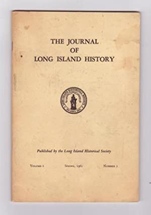 The Journal of Long Island History -: Various
