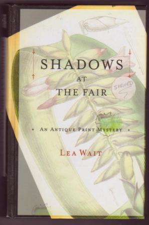 Shadows at the Fair, An Antique Print Mystery
