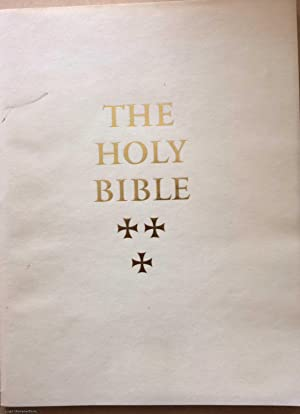 The Holy Bible, An Illustrated Folio Edition: Various - Bloomsbury