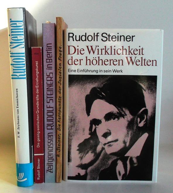 1. Die Wirklichkeit der höheren Welten. Eine: Rudolf Steiner -