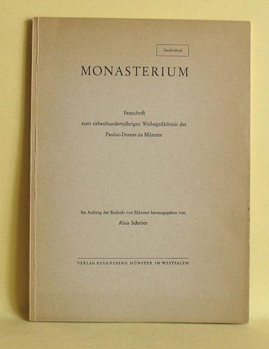 Der Dom zu Münster und seine Stellung: Müller, Josef: