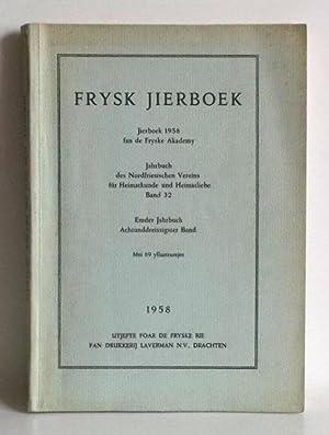 Frysk Jierboek - Jierboek 1956 fan de