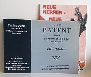 Paderborn unter preußischer Herrschaft 1802 - 1806.: Heggen, Alfred: