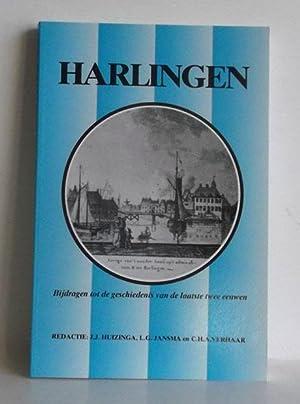 Harlingen. Bijdragen tot de geschiedenis van de: Huizinga, J.J. /