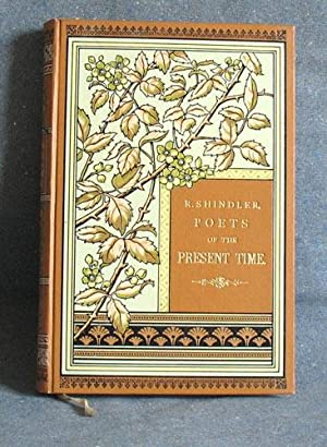 Poets of the Present Time. A Text-Book for foreign students of English Literature
