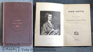 John Smith. Verzeichnis seiner Schabkunstblätter - Kritische: Wessely, J. E.: