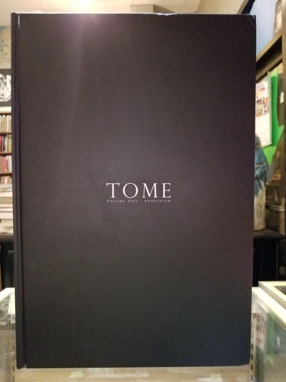 Tome_Volume_One_Vampirism_Ghanbari_Kasra_editor_Very_Good_Hardcover