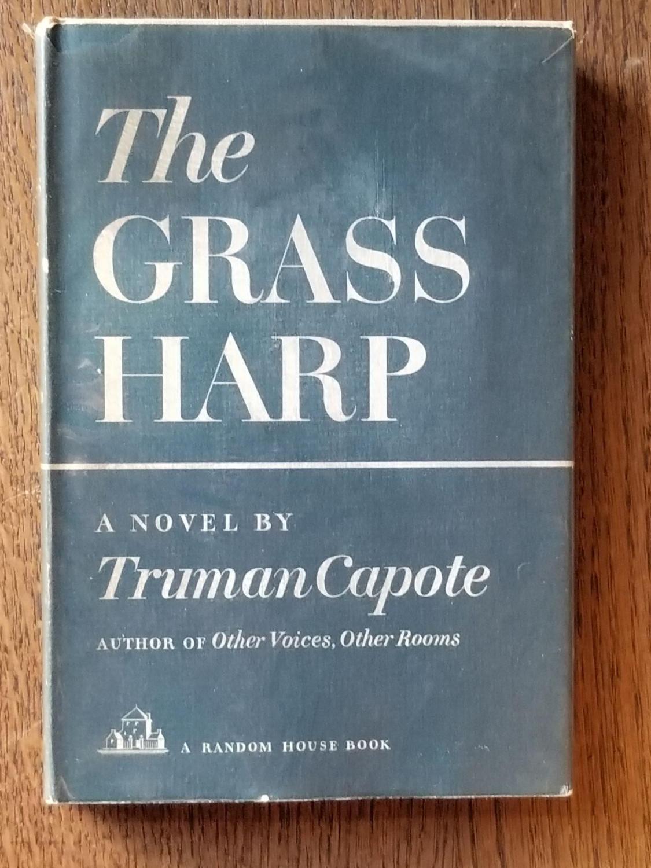The_Grass_Harp_CAPOTE_Truman_Very_Good_Hardcover