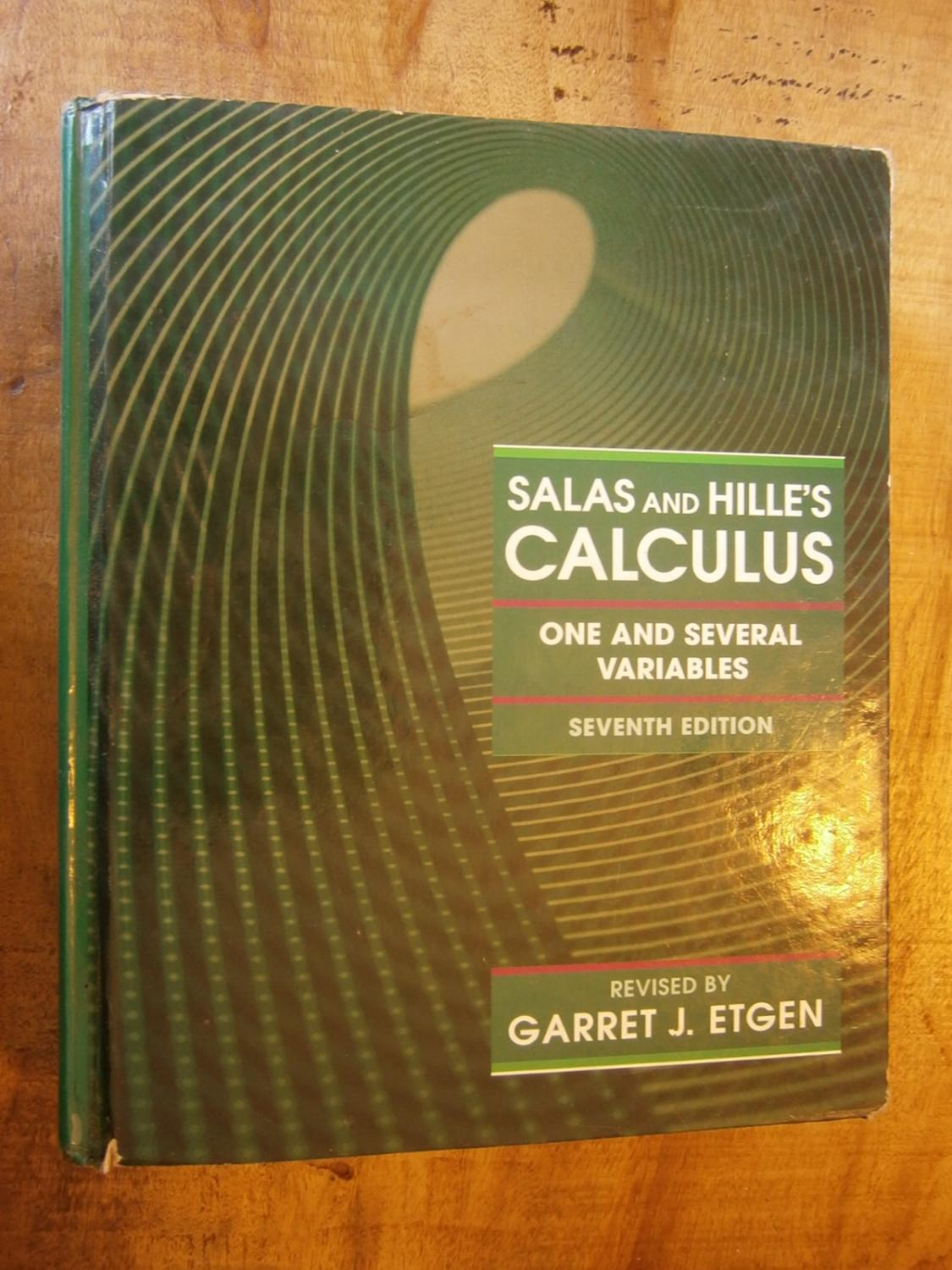 Calculus One And several variables 10th edition Solutions
