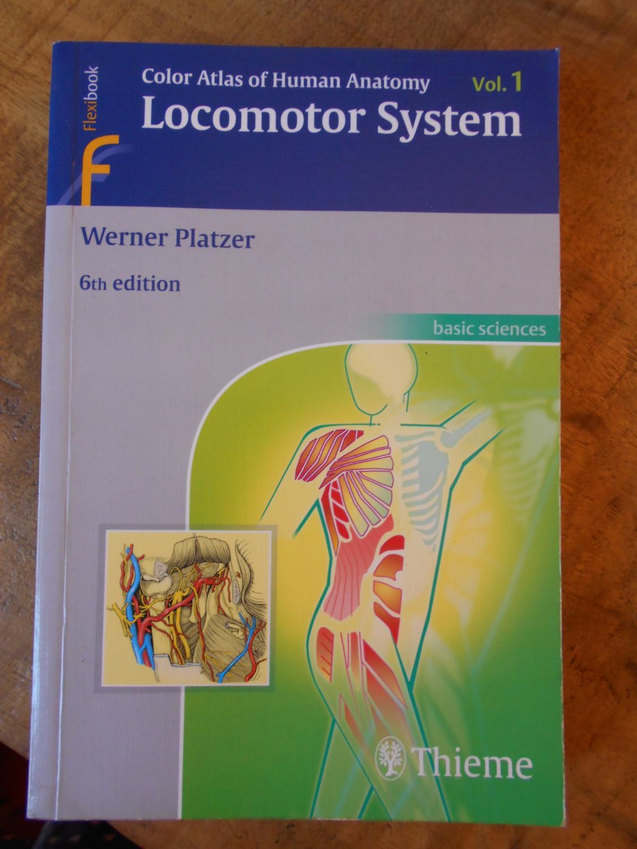 Color Atlas Of Human Anatomy Vol 2 Medone Thieme - Www imagez co