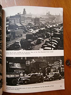 THE CHICAGO BOOK: PHOTOGRAPHS BY KORTH: KORTH, FRED G.