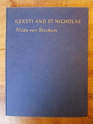 KERSTI AND SAINT NICHOLAS: STOCKUM, HILDA VAN