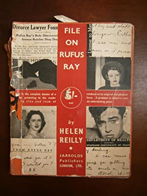 FILE ON RUFUS RAY
