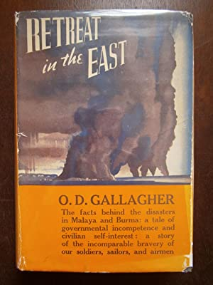 RETREAT IN THE EAST: GALLAGHER, O. D.