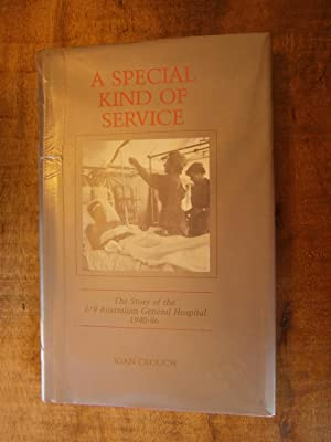 A SPECIAL KIND OF SERVICE: THE STORY: CROUCH, Joan