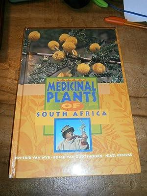 MEDICINAL PLANTS OF SOUTH AFRICA: VAN WYK, Ben-Erik;