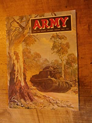 ARMY (Issue of December 1942, Volume 1, number 2)