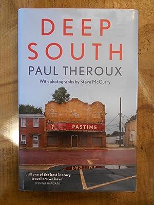 DEEP SOUTH: Four Seasons on Back Roads: THEROUX, Paul