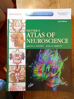 NETTER'S ATLAS OF NEUROSCIENCE: FELTEN, David L.