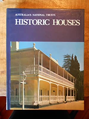 AUSTRALIA'S NATIONAL TRUST: Historic Houses