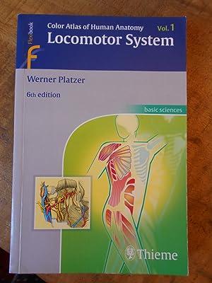 Color Atlas Human Anatomy Seller Supplied Images Abebooks