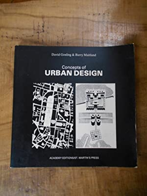 CONCEPTS OF URBAN DESIGN