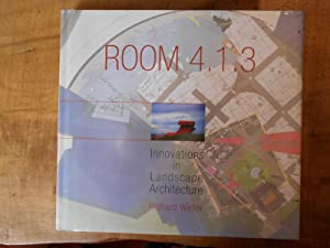 ROOM 4.1.3: Innovations in Landscape Architecture