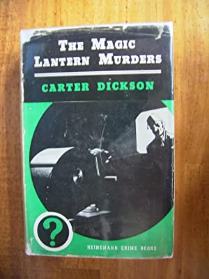 THE MAGIC LANTERN MURDERS