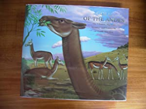 GOLD OF THE ANDES: THE LLAMA, ALPACA, VICUNA AND GUANACO OF SOUTH AMERICA: OCHOA, JORGE FLORES, ...
