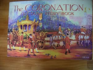 THE CORONATION CUT-OUT STORY BOOK