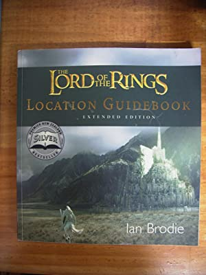 THE LORD OF THE RINGS: LOCATION GUIDEBOOK: BRODIE, IAN