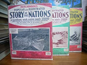 HUTCHINSON'S STORY OF THE NATIONS VOL.I-III