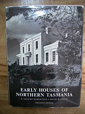 EARLY HOUSES OF TASMANIA
