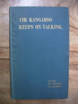 THE KANGAROO KEEPS ON TALKING: THE ALL: GRONDONA, L. ST.