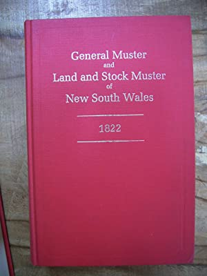 GENERAL MUSTER AND LAND AND STOCK MUSTER: ED: BAXTER, CAROL