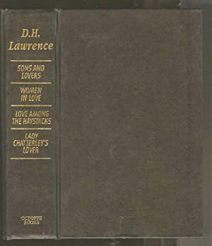 Sons And Lovers, Women In Love, Love: Lawrence D. H.