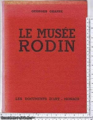 Le Musee Rodin: Grappe, Georges