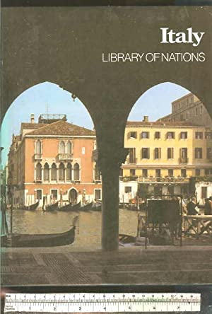 Library of Nations: Italy: Editors of Time-Life Books