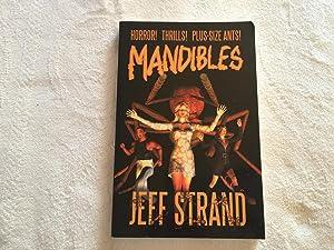 Mandibles: Jeff Strand