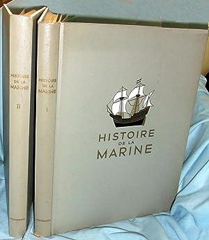Histoire de la Marine: George Toudouze